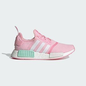 ADIDAS NMD R1 PINK & MINT SHOES BRAND NEW